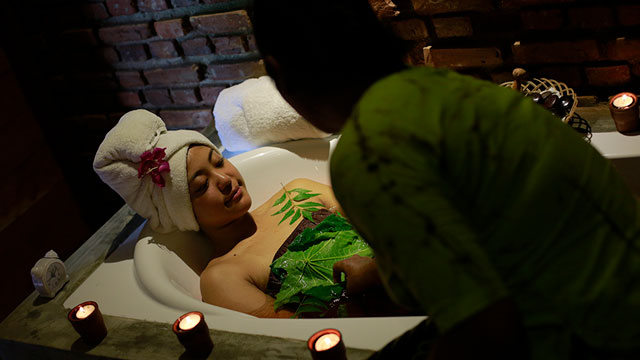 Ayurveda Herbal Bath