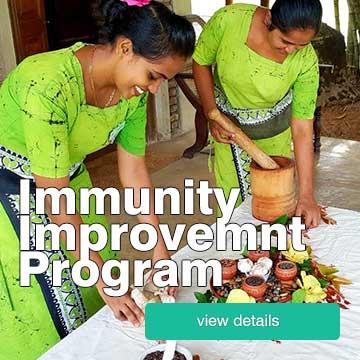 Immunity improvement program